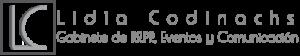 Lidia Codinachs - Gabinete de RR.PP Eventos y Comunicación